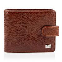 Мужской кошелек портмоне кожаный Desisan t311/2 коричневый