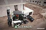 Новий екскаватор-навантажувач HIDROMEK HMK 102 B ALPHA, фото 2