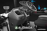 Новий екскаватор-навантажувач HIDROMEK HMK 102 B ALPHA, фото 9
