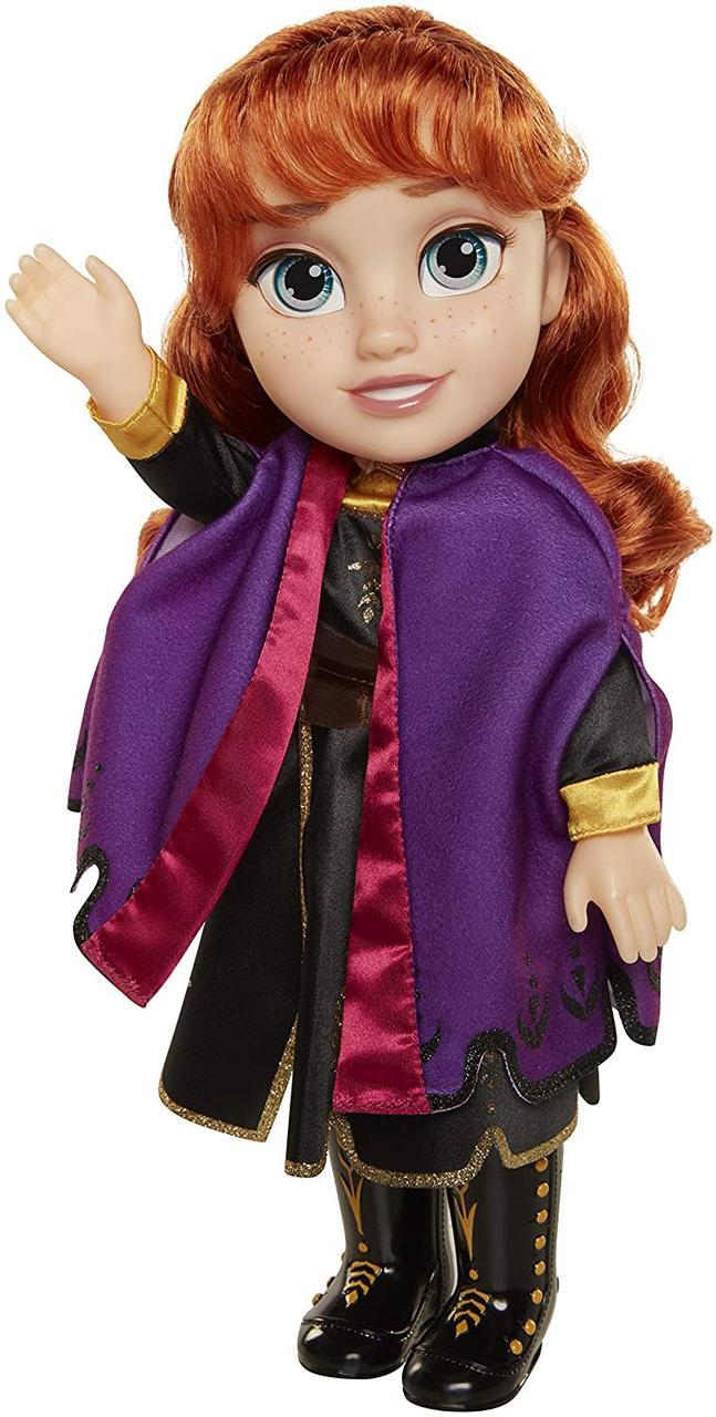 Лялька Анна Frozen 2 Подорож Disney Frozen 2 Anna Travel Doll