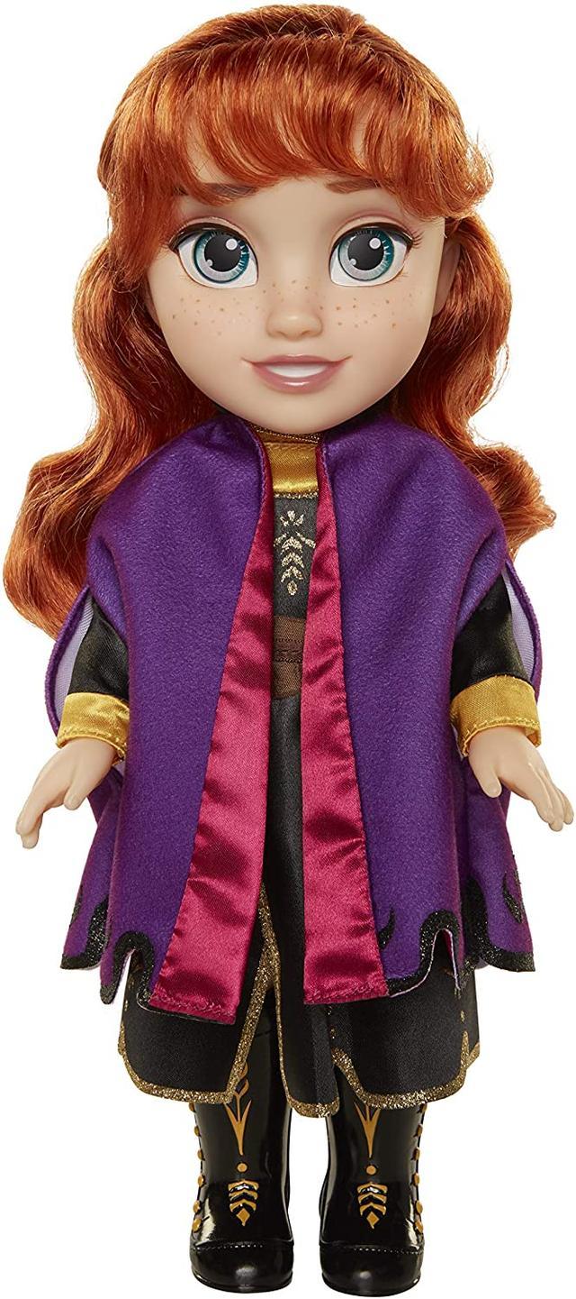 Кукла Disney Frozen 2 Anna Travel Doll