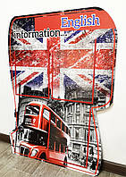 """""""Information"""" 60 х 80 см з карманами для змінної інформації"""