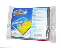 "Губка для посуду ""Sweet Home"" Бінго 2шт/-511/100"