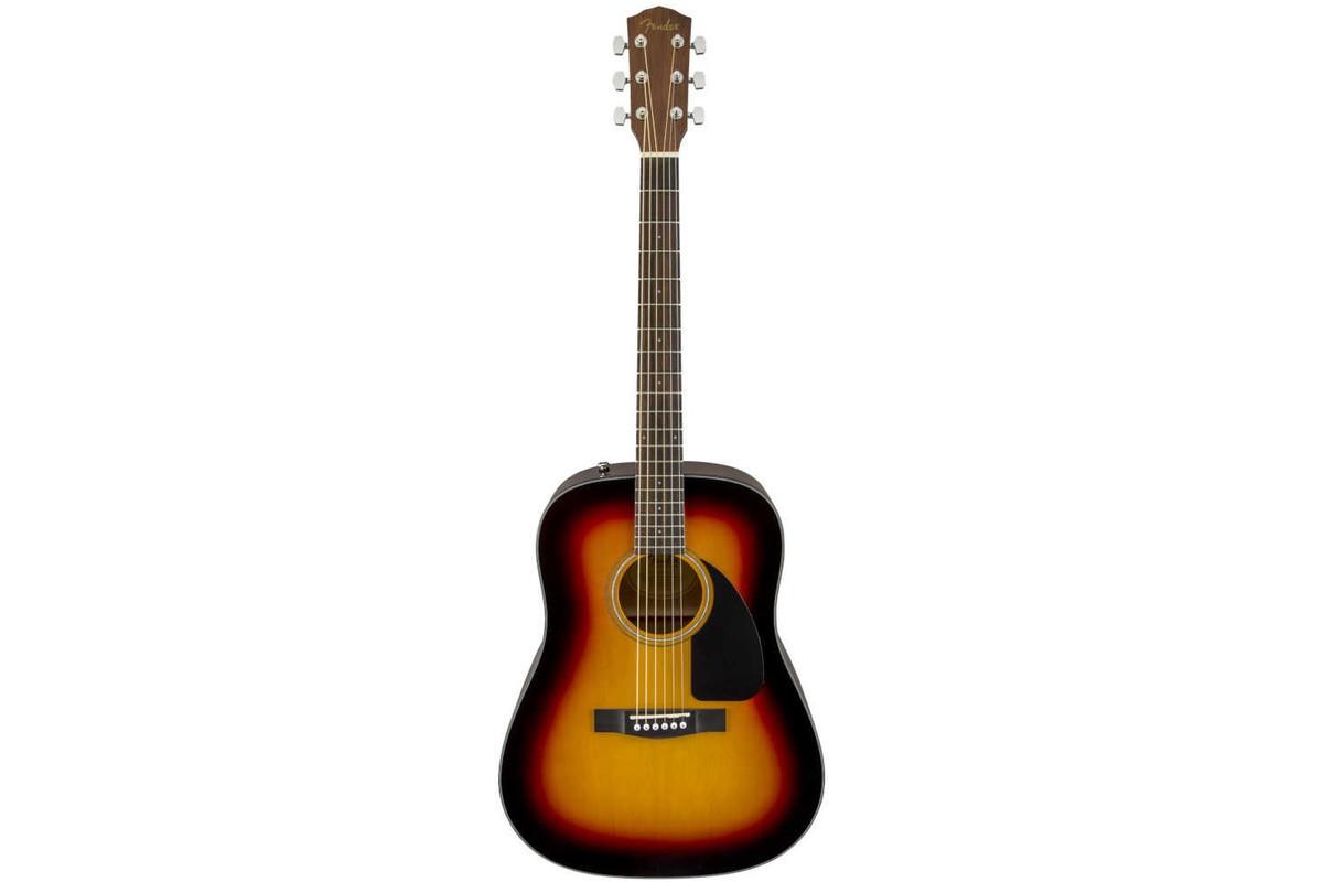 Акустична гітара FENDER CD-60 V3 WN SUNBURST