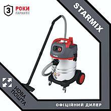 Промисловий пилосос Starmix NSG uClean ARDL - 1432 EHP