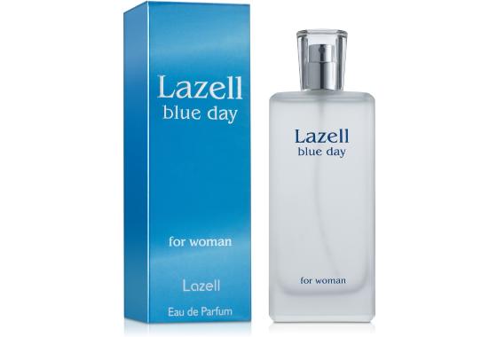 Парфюмированная вода женская Lazell Blue Day, 100 мл.