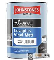 Johnstones Cova Plus Vinil Matt Emulsoin(Джонстоун Тм Кова плюс Водоэмульсионная виниловая матовая краска 10 л