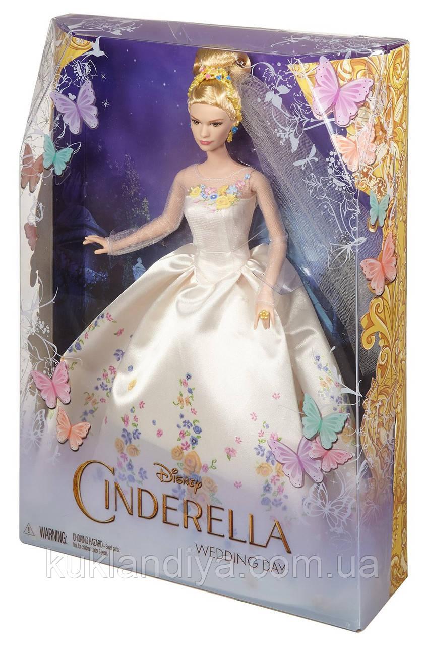 Кукла Золушка в свадебном наряде Disney Cinderella Wedding Day