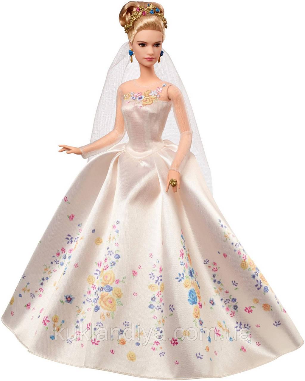 Кукла Disney Золушка в свадебном наряде - Cinderella Wedding Day