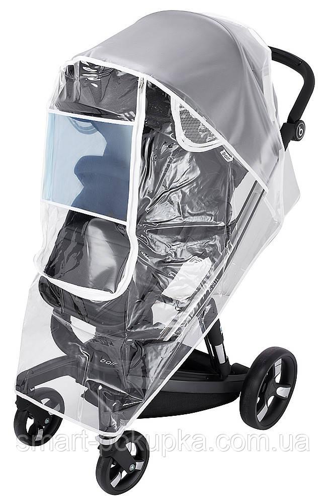 Дождевик для прогулочной коляски Bair Electra, с окошком