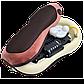 Массажная подушка Zenet Zet-721 роликовая 4 типа массажа, фото 5