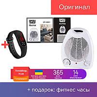 Обогреватель портативный электрический, дуйка, тепловентилятор мини Opera Digital Heater OP-H0001 2000Вт