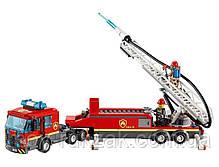"""Конструктор Lari """"Центральная пожарная станция """"Тушение пожара"""", 985 дет., 11216, фото 3"""