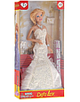 Кукла Defa 8270 из серии Светский раут в бальном платье с аксессуарами, три вида (высота 29 см), фото 3