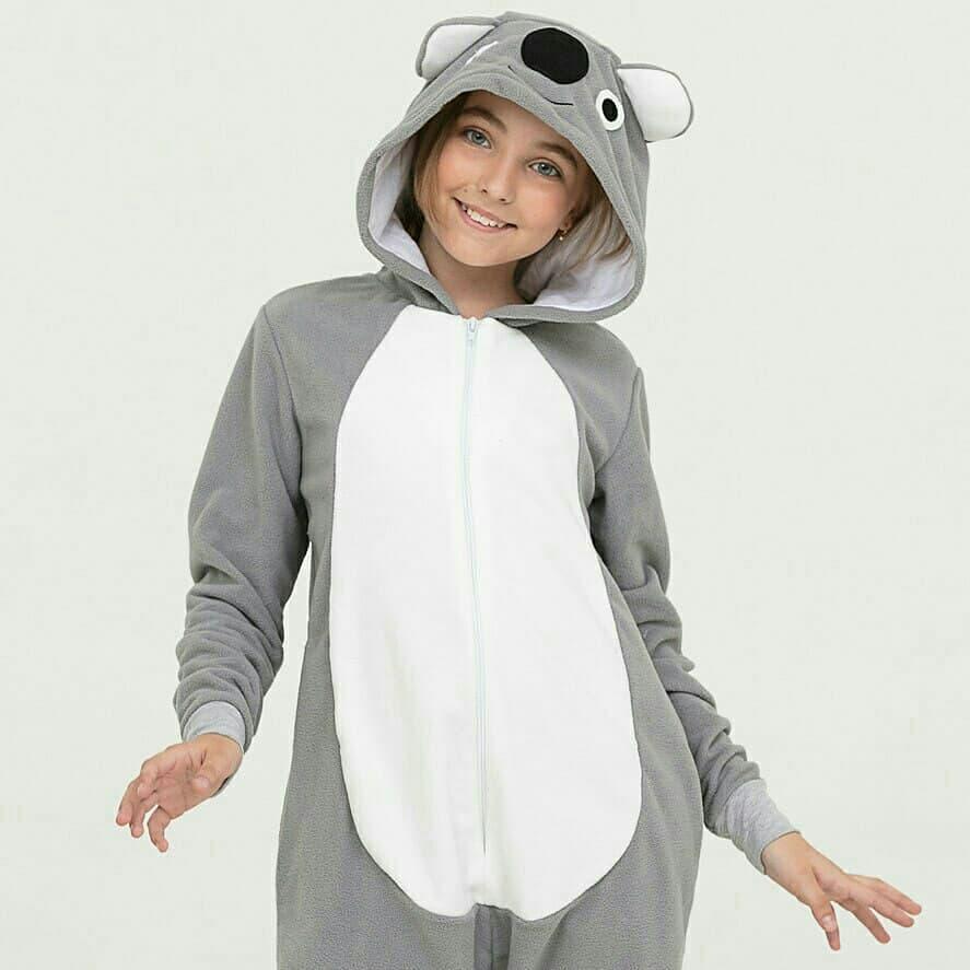Пижама костюм Кигуруми Мышка для всей семьи, детей, взрослых