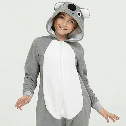 Пижама костюм Кигуруми Мышка для всей семьи, детей, взрослых, фото 2