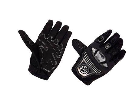 Перчатки SCOYCO MC-24 (size:L, черные, текстиль), фото 2