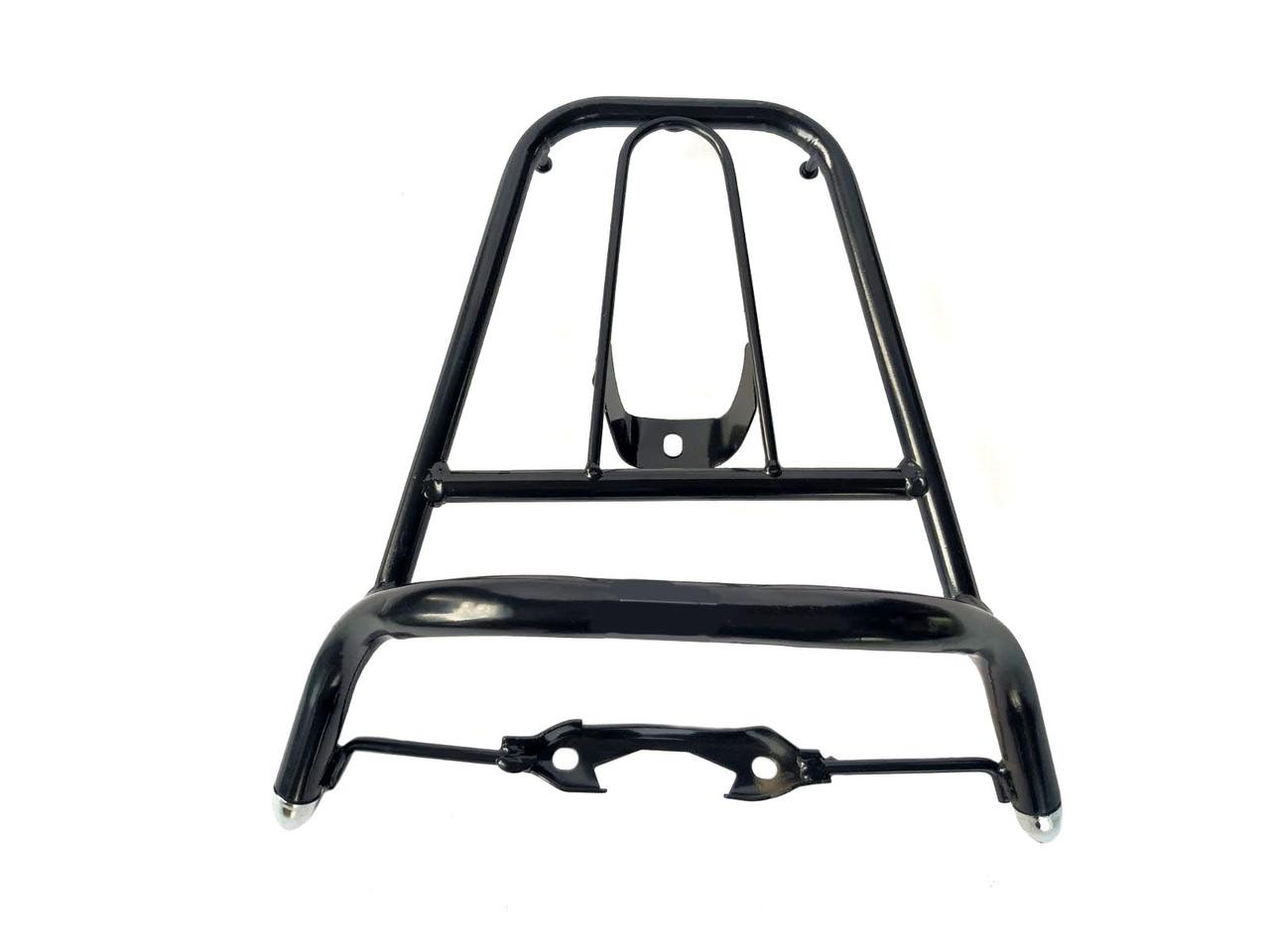 Багажник метал звичайний Honda Tact AF-30 / GY6-50(черный)
