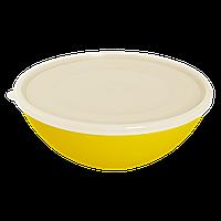 Ємність пластикова з кришкою Алеана 2 л 167017/3, фото 1