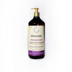 Organic Шампунь для восстановления поврежденных волос, 1000 мл