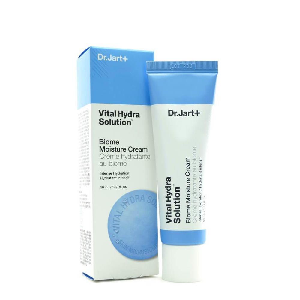 Интенсивно увлажняющий крем с пробиотиками Dr.Jart+ Vital Hydra Solution Biome Moisture Cream 50 мл