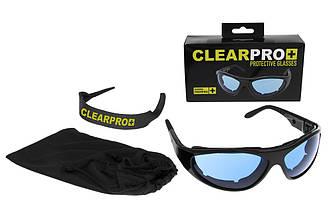 Защитные очки для ламп ДНАТ CLEARPRO