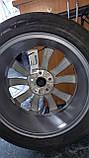 Комплект резина FALKEN Azenis и диски Volkswagen T-Roc 215/50 R18 2018 гг 2GA601025D, фото 3