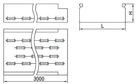 Лоток перфорированный 50х300х3000 IEK, фото 2