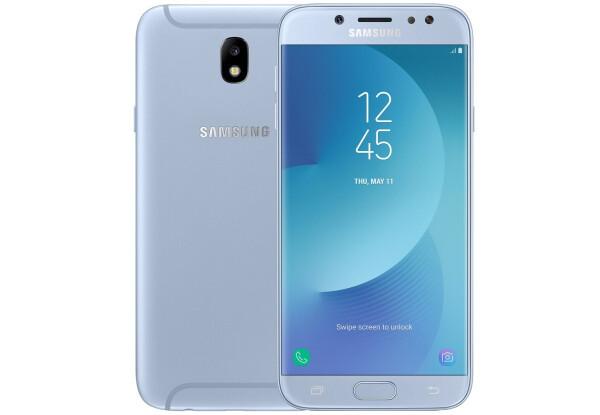 Смартфон Samsung Galaxy J7 J730F Silver Stock A-