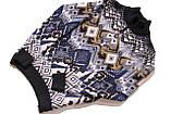 Чоловічий теплий светр, фото 2