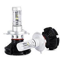 Светодиодные LED лампы для фар автомобиля X3 H11 (2_007118)