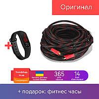 Кабель | шнур Hdmi to Hdmi 20м для подключения техники | провод HDMI-HDMI V1.4 20M 20