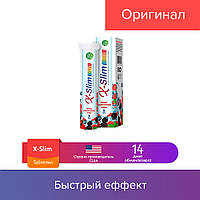 10 шт. X-Slim - Шипучие таблетки для похудения (Икс Слим)