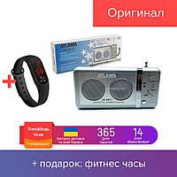 Колонка портативная | радио | радиоприемник AT-8957 (USB+FM+SD+шнурок) PS
