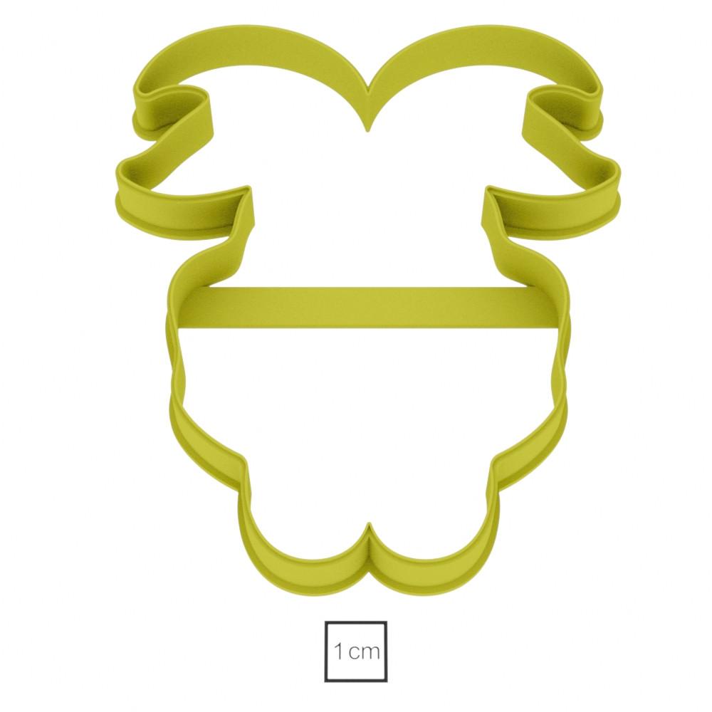 Висічка для пряників у вигляді козлика