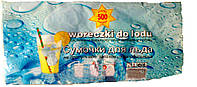 "Пакети для льоду ""Anna Zaradna"" 500 кульок Самозакриваючі/-132/40"