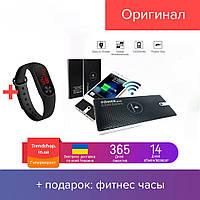 Зарядное устройство Power Bank Samsung 10000 mah 2 USB | с беспроводной зарядкой