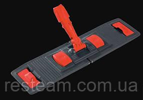 Держатель для мопа универсальный 40 см красный Pro Standard