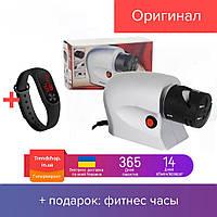 Электрическая точилка для ножей и ножниц Shaper от сети 220V 20 Вт