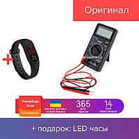 Цифровой мультиметр Digital Tech M890D PS