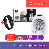 Обогреватель портативный электрический, дуйка, тепловентилятор мини Opera Digital Heater OP-H0001 2000Вт PS