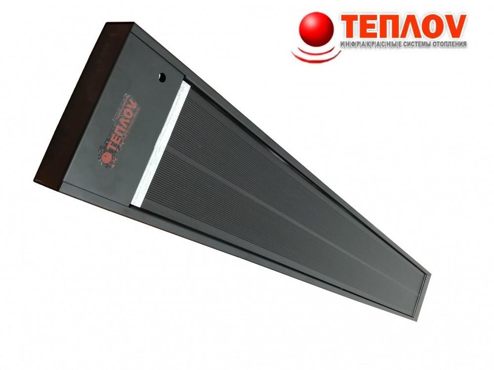Теплоv Black Edition BE600 инфракрасный обогреватель (Украина)