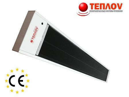 Теплоv Black Edition BE600 инфракрасный обогреватель (Украина), фото 2