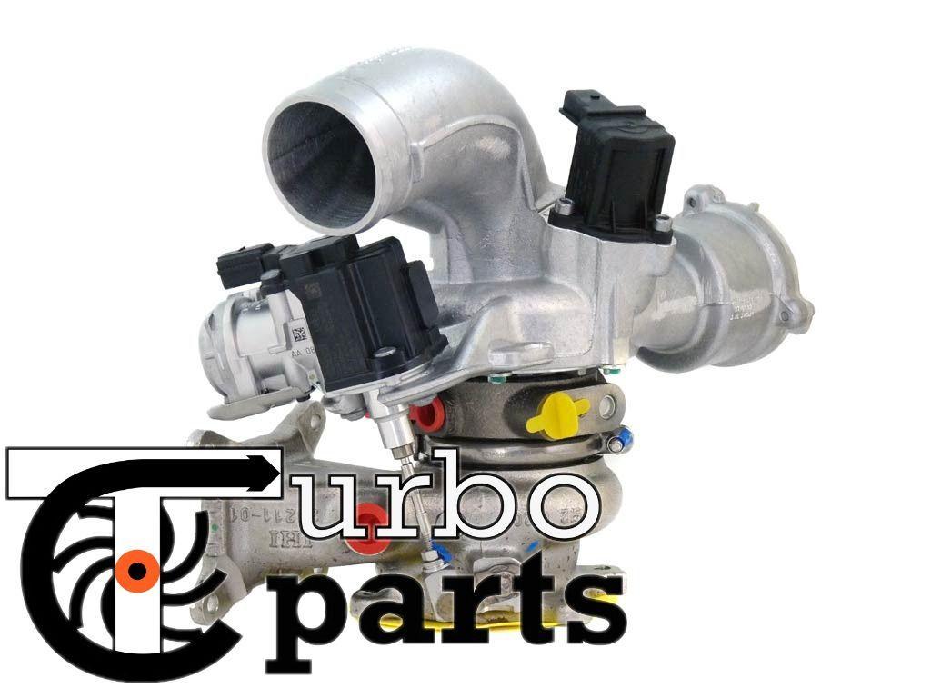 Оригинальная турбина Audi 2.0TFSI A4/ A5/ Q5 от 2009 г.в. - 224 л.с. - 06L145722N, 06L145722L, 06L145722M