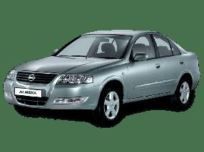 Авточехлы для Nissan (Ниссан) Almera Classic 2006-2010