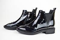Ботинки женские Челси Bacyni 807533 чесли кожа