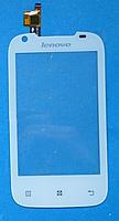 Оригинальный тачскрин / сенсор (сенсорное стекло) для Lenovo A360 (белый цвет)