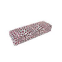 Подставка для рук малая (подлокотник с леопардовым принтом)