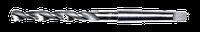 Сверло к/х 10.2мм средняя серия, сталь Р6М5