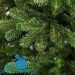 Искусственная силиконовая елка КОВАЛЕВСКАЯ зелёная 235 см, фото 2
